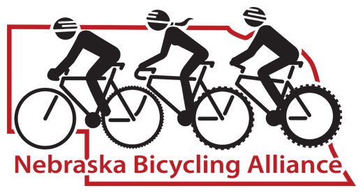 Nebraska Bicycling Alliance logo