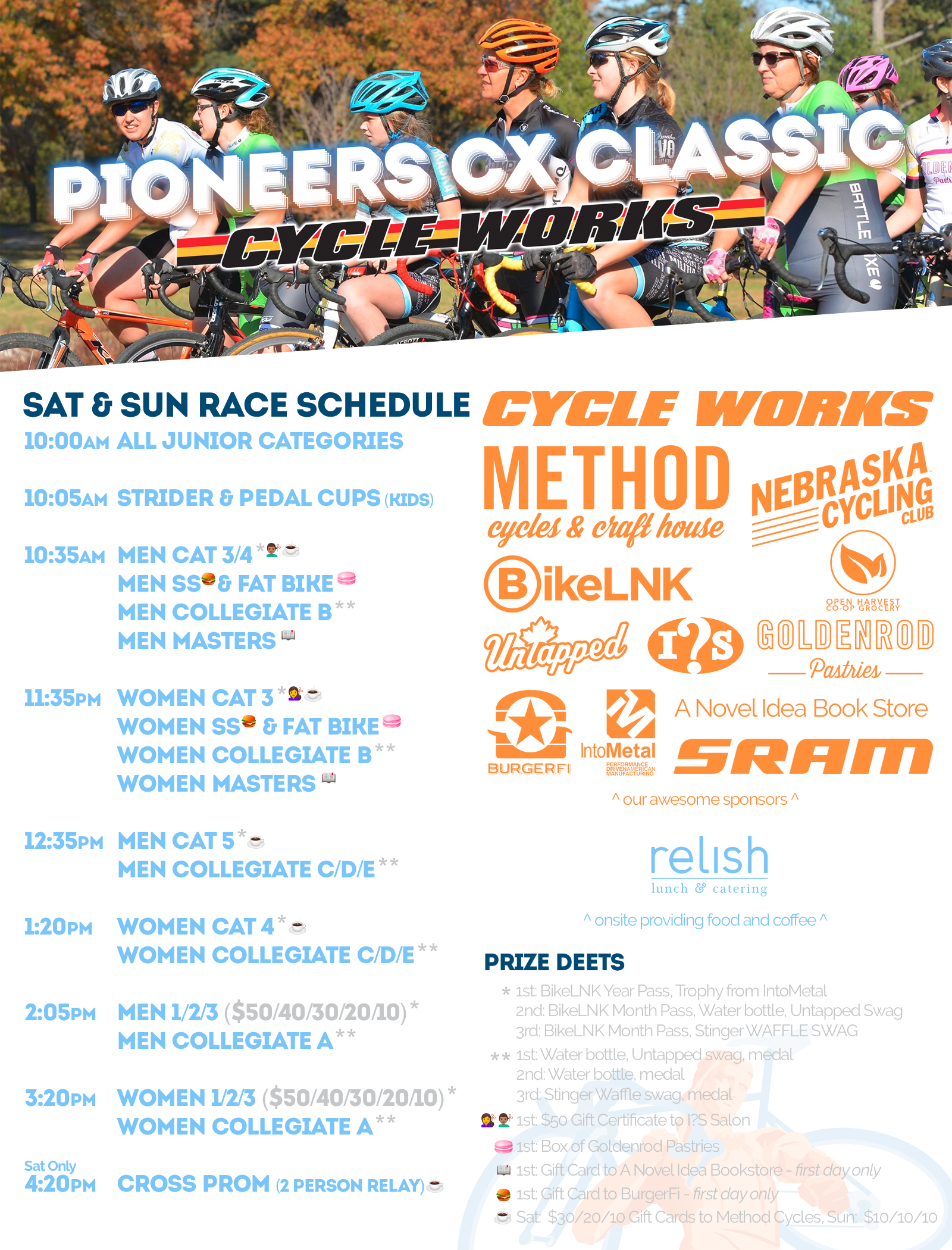 Pioneers CX Classic Flyer